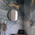 Fixation murale pour accrocher miroirs, tableaux, cadres,...